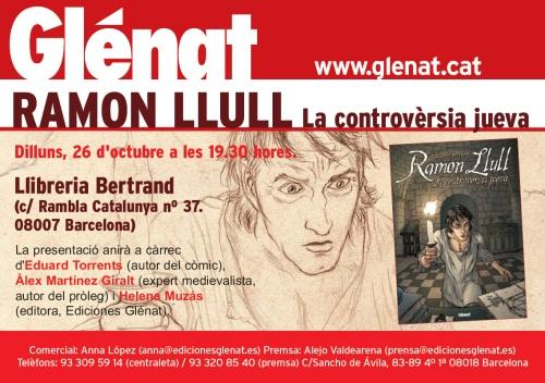 Presentació Llull a la Bertrand